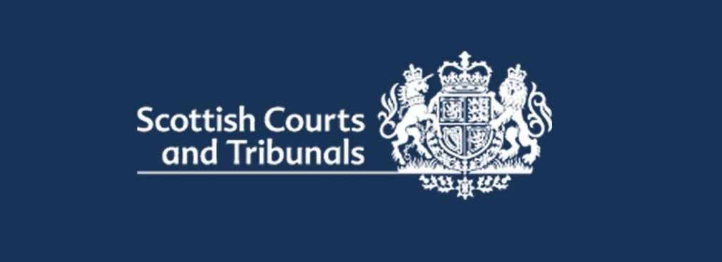 Image result for The Scottish Courts and Tribunals Service (SCTS)
