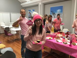 Wear it Pink – Friday 18th October 2019